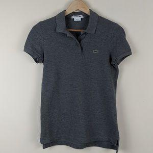 Lacoste Grey Polo 36